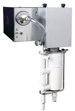 Accessories:  219-02 shake machine pump